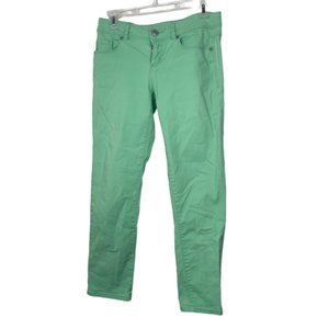 LC Lauren Conrad Mint Green Jeans Size 4